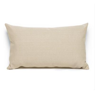 Cuscino INSPIRE Ilizia panna 50x30 cm