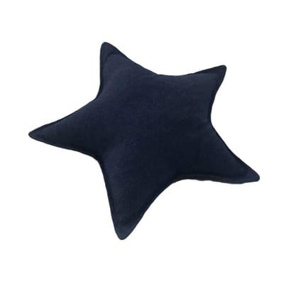 Cuscino INSPIRE Stella blu Ø 40 cm