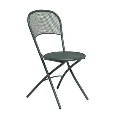 Sedia Voilà colore grigio antracite prezzi e offerte online ...