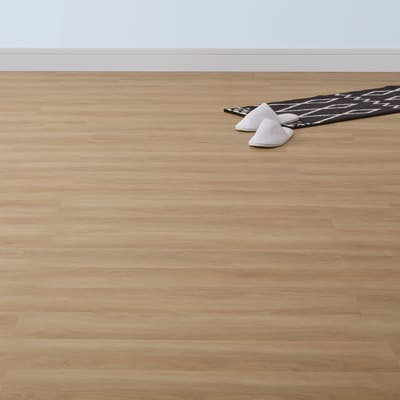 Pavimento pvc flottante clic+ Natural Sp 4.2 mm marrone beige