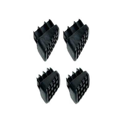 Piedini Hailo L60 - XXL plastica 4 pezzi