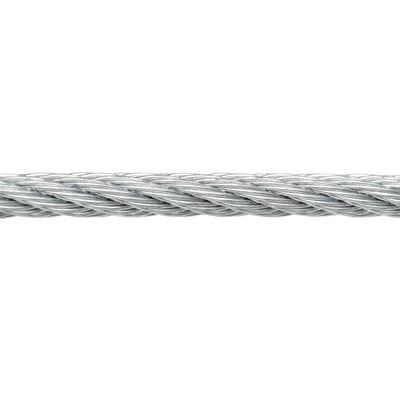 Cavo STANDERS in acciaio zincato Ø 5.8 mm x 50 m