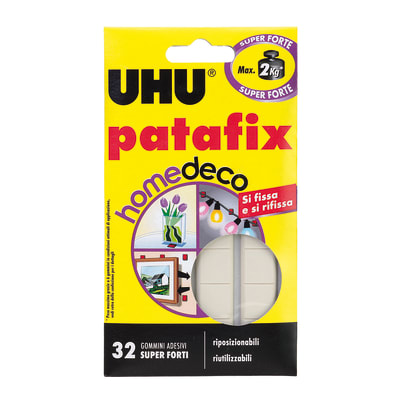 Adesivo di fissaggio Patafix deco 95 mm x 0.001 m