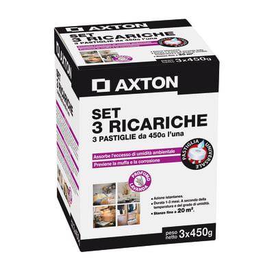 Ricarica sali assorbiumidità AXTON lavanda 1350