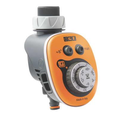 Programmatore da rubinetto batteria GF GF48 1 via