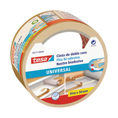 Nastro bi-adesivo TESA TAPE Biadesivo universale filmico 10 m x 50 mm