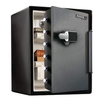 Cassaforte con codice elettronico MASTER LOCK LFW205TWC da appoggio 47.2 x 60.3 x 49.1 cm