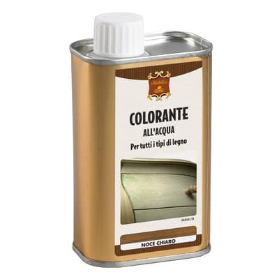 Colorante liquido GUBRA 250 ml noce chiaro