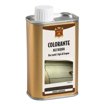 Colorante liquido GUBRA 250 ml noce antico