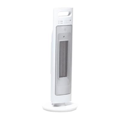 Termoventilatore elettrico EQUATION Presence bianco 2500 W
