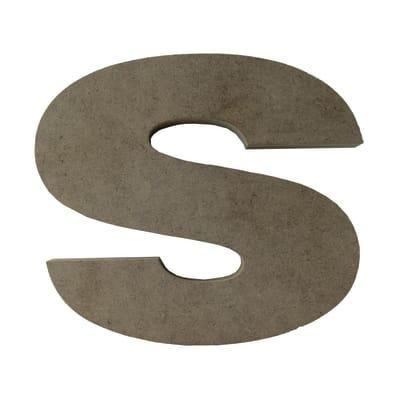 Scritta S 17x15 cm