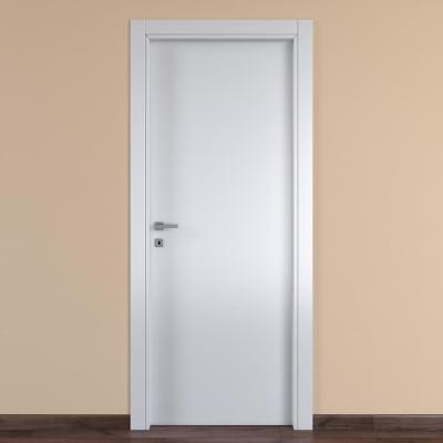 Porta a battente One White bianco L 60 x H 210 cm reversibile