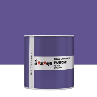 Smalto PANTONE base acqua viola ultra violet 0.5 L