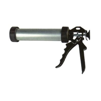 Pistola per silicone professionale, 2 funzioni in ferro 300 ml
