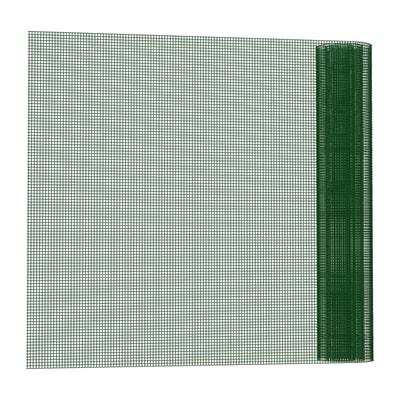 Rotolo di rete metallica saldato Electroplast verde L 10 x H 0.5 m