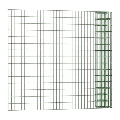 Rotolo di rete metallica elettrosaldato Executive Standard ECO verde L 25 x H 1.25 m
