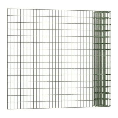 Rotolo di rete metallica elettrosaldato Executive Standard ECO verde L 25 x H 1 m