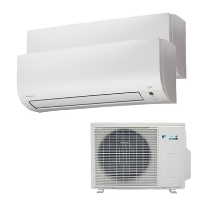 Climatizzatore dualsplit DAIKIN 2AMX40G/ATX25KV + ATX25KV 13600 BTU classe A++