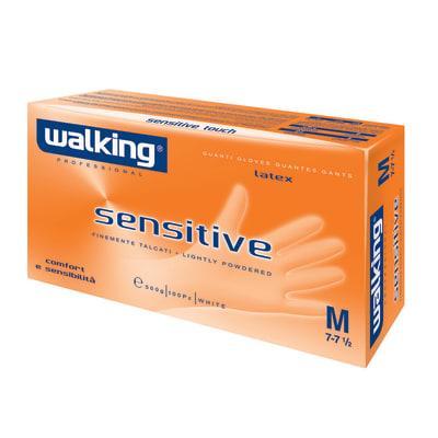 Guanti in in lattice WALKING Sensitive 8 / M