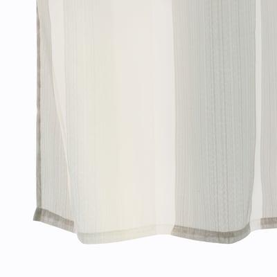 Tenda INSPIRE Palau ecru occhielli 140x280 cm