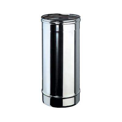 Tubo Tubo m.0,5 inox aisi 316L Dn 80 mm in inox 316l (elevata resistenza in condizioni climatiche estreme) L 50 cm x Ø 80 mm