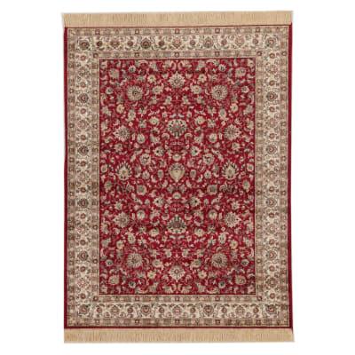 Tappeto persiano Orient farshian hereke 2 rosso 200x290 cm ...