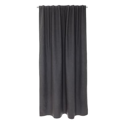 Tenda INSPIRE Oscurante Liny grigio passanti 200x280 cm