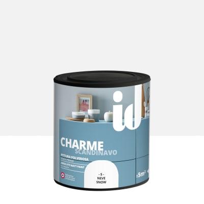 Vernice ID Charme  0.5 L bianco