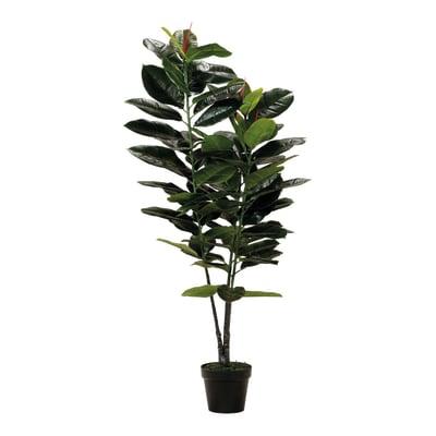 Pianta artificiale Ficus H 130 cm
