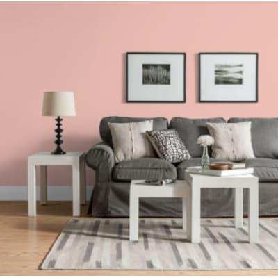 Pittura murale  antimuffa LUXENS 0.75 L rosa blush 5