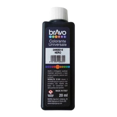 Colorante liquido Luxens 20 ml nero ossido