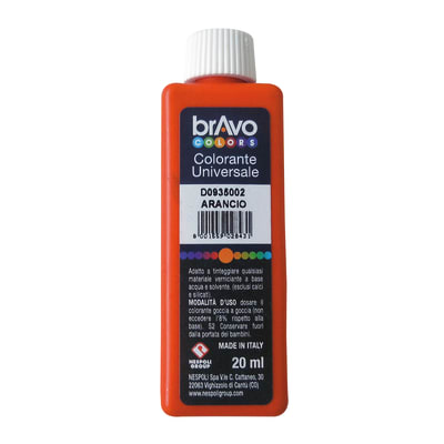 Colorante liquido Luxens 20 ml arancione
