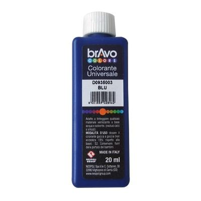 Colorante liquido Luxens 20 ml blu luce