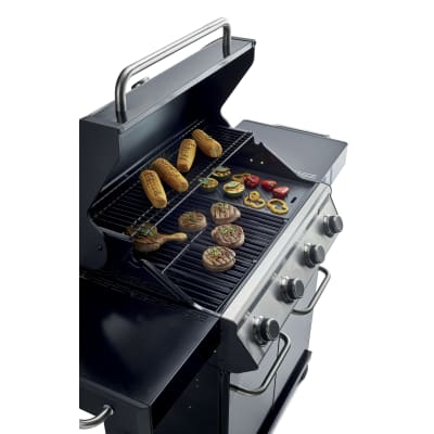 Barbecue a gas NATERIAL Kenton 4 bruciatori