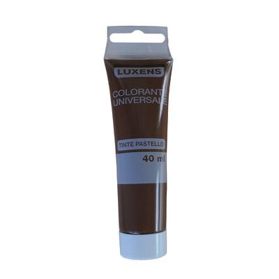 Colorante liquido LUXENS 40 ml marrone ossido