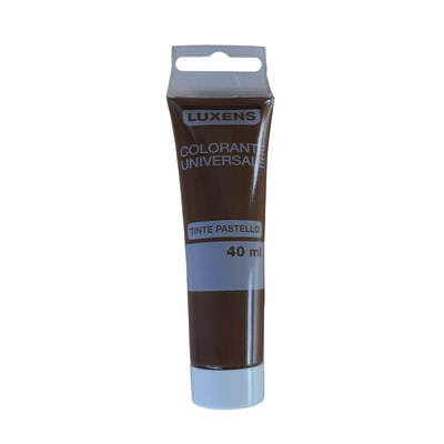 Colorante liquido LUXENS 40 ml nero ossido