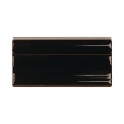 Listello Victorian L 7.5 x H 15 cm nero