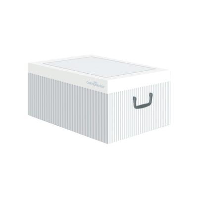 Scatola L 50 x H 25 x P 40 cm Bianco