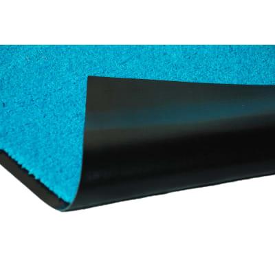 Zerbino in poliammide blu 40x60 cm