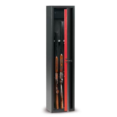 Armadietto per fucili TECHNOMAX TCH4 31.5 X 138 X 22 cm 5 fucili