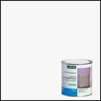Vernici e smalti per termosifone LUXENS Termosifoni bianco 0.5 l