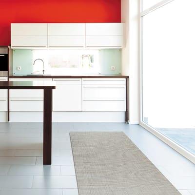Tappeto Cucina antiscivolo Digit texture multicolore 280x52 ...