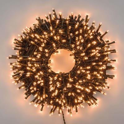 Catena luminosa 1500 lampadine LED 400 cm