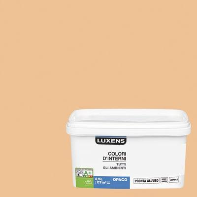 Pittura murale LUXENS 2.5 L marrone cioccolato 5