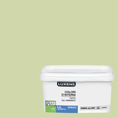 Pittura murale LUXENS 2.5 L verde 6