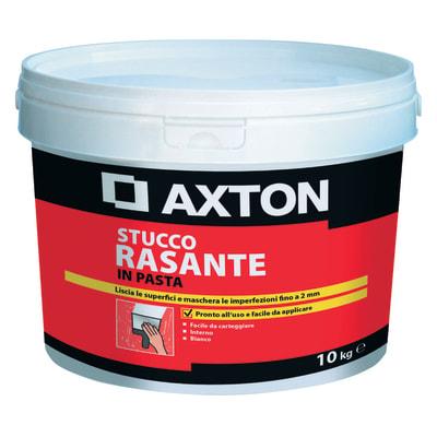 Stucco in pasta AXTON Rasante 10 kg bianco