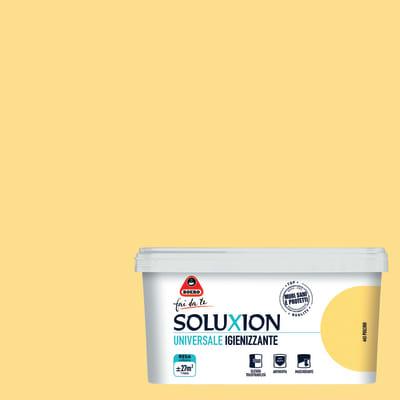 Pittura murale Soluxion BOERO 2.5 L pulcino