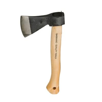 Accetta con manico in legno manico in legno 0.8 kg