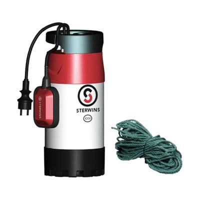 Pompa per pozzo STERWINS WP1000 GS 4I S3 acque chiare