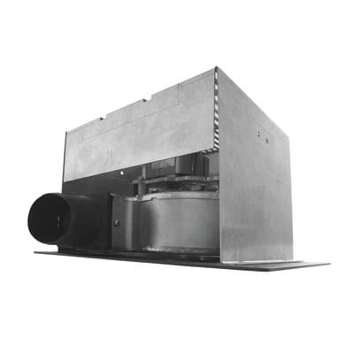 Kit di distribuzione di aria calda per stufa a pellet Superior